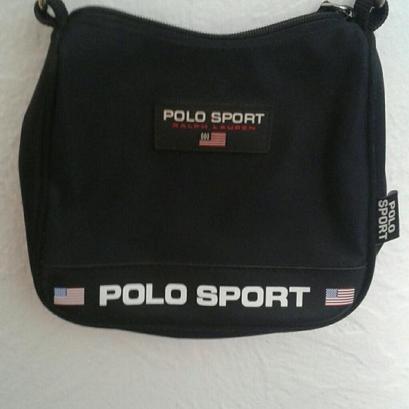 0d1d3f18a24 Polo by Ralph Lauren Bags   Small Vintage Polo Sport Bag   Poshmark